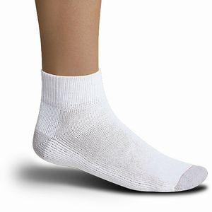 Meia-Hanes-Women-Cushion-Ankle-Cano-Curto-5681-Com-6-Pares