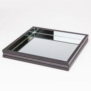 Bandeja-Quadrarda-Preta-com-perfil-em-Strass-Espelhada-11650