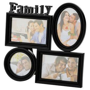 Porta-Retrato-Preto-Family-para-3-Fotos-10-x-15-e-1-Foto-10-x-10-3890