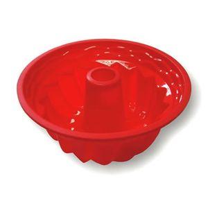 Forma-De-Silicone-Com-Furo-No-Meio-Vemelha-30-cm-D6099-VM