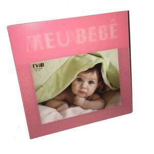 Porta-Retrato-Em-Vidro-3D-Meu-Bebe-Rosa-20-x-15-cm-98239-a
