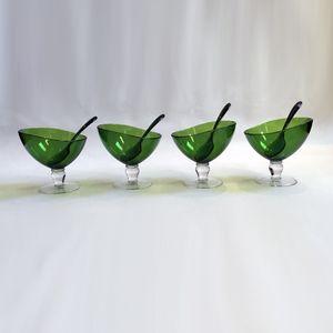 Jogo-De-Tacas-Para-Sobremesa-8-Pecas-Em-Acrilico-MJ4-H4-Verde