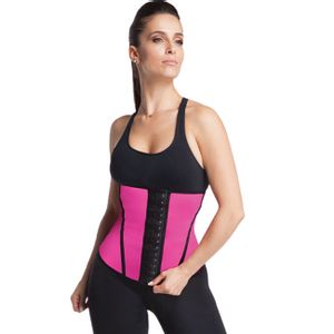 Cinta-Modeladora-Waist-Trainer-Rosa-Esbelt-062WT-corset-corselet-modelador