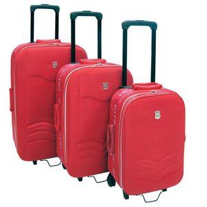 Conjunto-de-3-Malas-para-Viagem-em-Poliester-Mexico-Vermelho