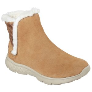 Bota-Skechers-On-The-Go-Feminina-Marrom-Claro-Cano-medio-14356