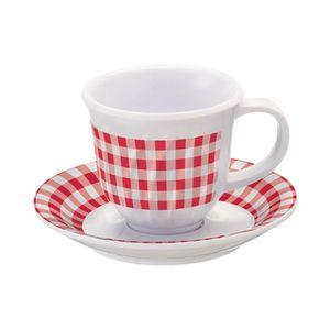 Xicara-de-Cafe-com-Pires-em-Melamina-Xadrez-Vermelho