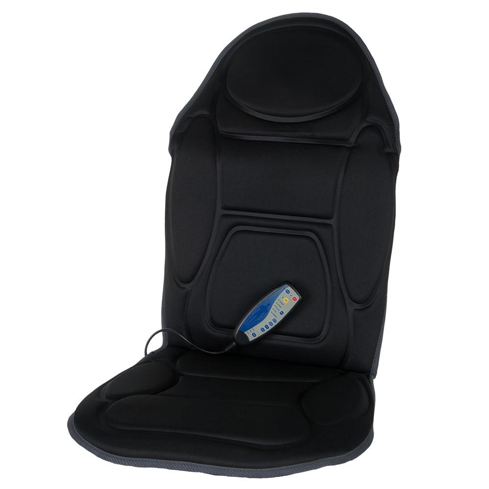 Assento Massageador c  Aquecimento Supermedy Bivolt - Saudestore d947ca30be06e