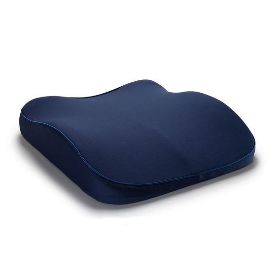 Almofada Copespuma 9,5cm X 41cm X 41cm Confort Gel - Azul