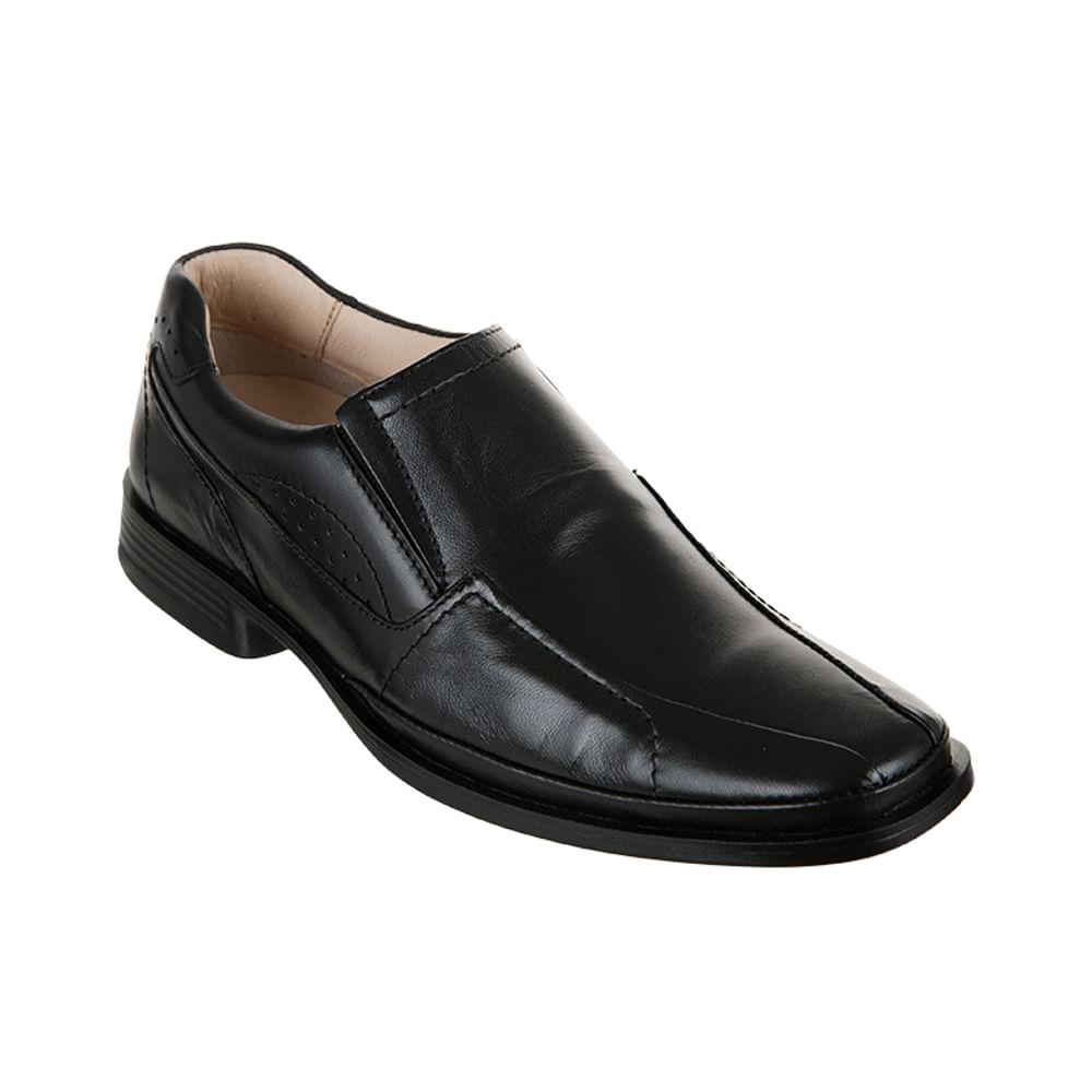 ad5130e9e503e Sapato Masculino Mazuque 3802 - Preto - Boacoisa