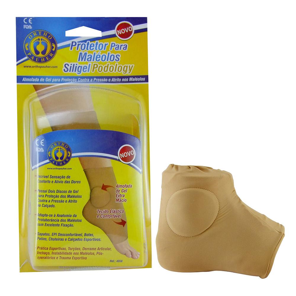 Protetor Para Maleodos Siligel Podology 4058 - Saudestore 42e7a9e103f73