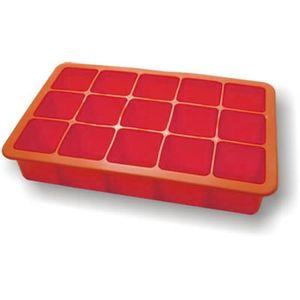 Forma-De-Gelo-Em-Silicone-15-cubos-Vermelha-S6014B-VM