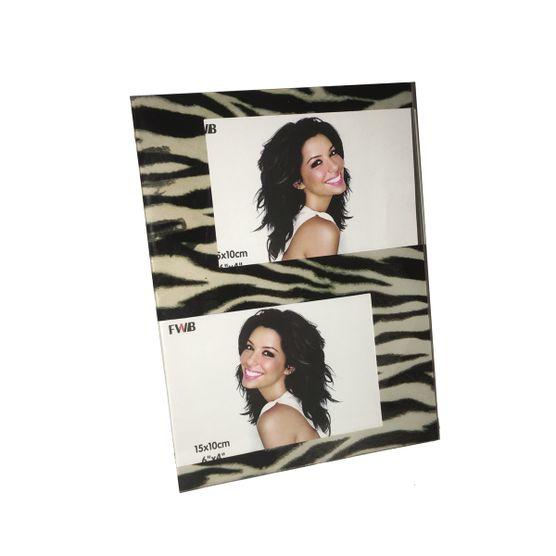 Porta-Retrato-Em-Vidro-Estampa-De-Zebra-98327