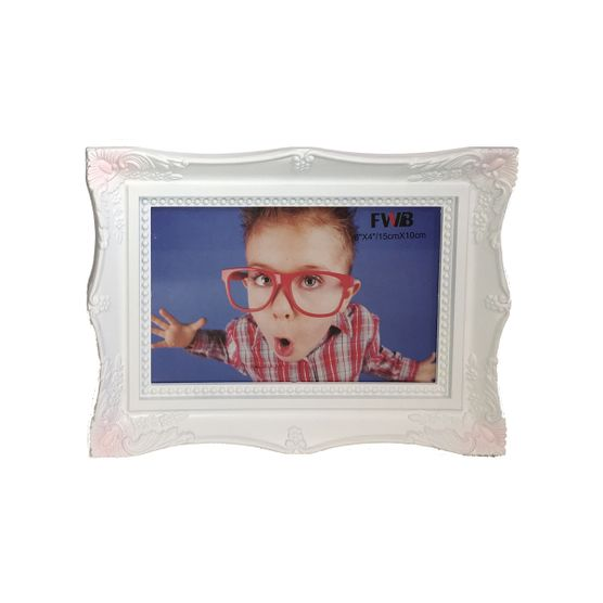 Porta-Retrato-Retro-De-Plastico-Branco-10-x-15-cm-99574