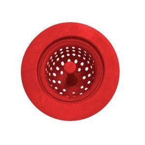 Ralo-Para-Pia-Em-Silicone-Vermelho-D6461-VM