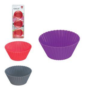 Jogo-De-6-Formas-Em-Silicone-Para-Cupcake-6-Unidades-De-6-Cm