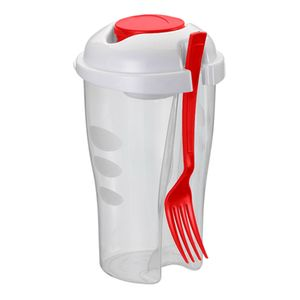 Copo-para-Salada-ou-Frutas-com-Garfo-Vermelho-900ml