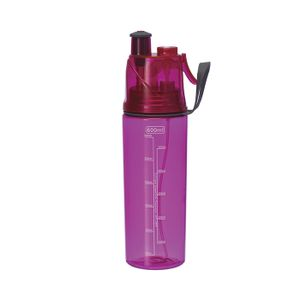 Garrafa-Squeeze-com-Borrifador-de-Agua-Rosa-600-ml