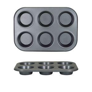Forma-para-Cupcake-Anti-Aderente-6-cavidades-26X18X3-cm-