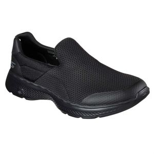 f3d128a08 Tênis Skechers Go Walk 4 Preto Incredible 54152