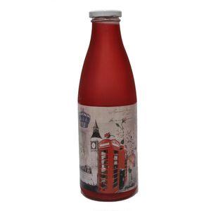 Garrafa-De-Vidro-Fosca-900-Ml-Vintage-Vermelha