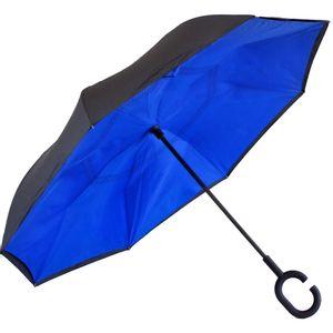 Guarda-Chuva-Invertido-Azul-e-Preto