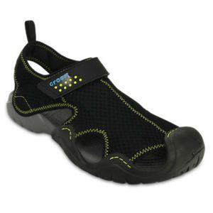 Sandalia-Crocs-Swiftwater-Masculino-15041-Preto