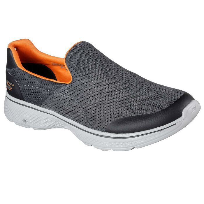 Tenis-Skechers-Go-Walk-4-CinzaLaranja-Incredible-54152