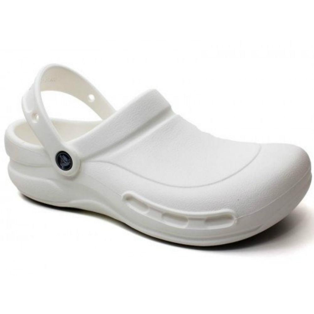 867194e6a29 Sandália Crocs Bistro Unissex Branco - Saudestore