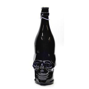 Garrafa-De-Vidro-900Ml-Caveira-Black