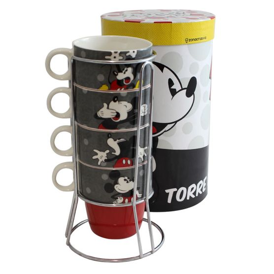 Torre-De-4-Canecas-Com-Suporte-250-ML-Bone-China-Mickey-Acao01