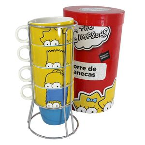 Torre-De-4-Canecas-Com-Suporte-250-ML-Bone-China-Familia-Simpsons01