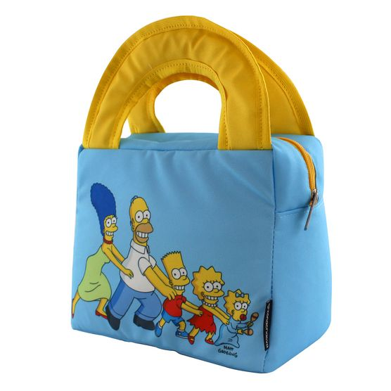 Lancheira-Termica-Familia-Simpsons