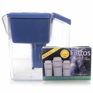 Jarra-Purificadora-para-Agua-Alcalina-azul-com-3-Filtros