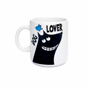 Caneca-Branca-Dog-Lover-270-Ml