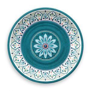 Prato-de-Jantar-Redondo-em-Melamina-Marrocos-27-cm