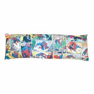 Travesseiro-Agarradinho-Com-Fronha-Homem-Aranha-Comics-130-X-45-Cm