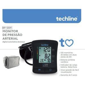 Monitor-de-Pressao-Arterial-Digital-Automatico-de-Pulso-BP-1209-Techline
