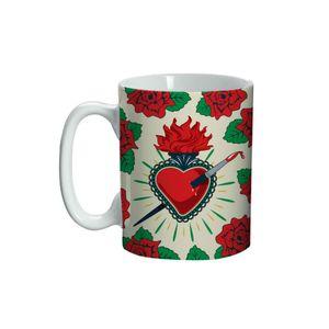 Caneca-Cermica-Frida-Kahlo-Heavened-Heart-135-Ml