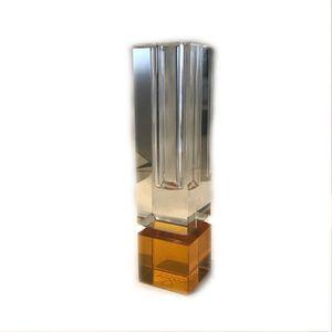 Vaso-Solitario-em-Vidro-155-cm-Ambar-Transparente