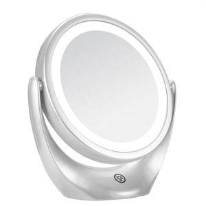 Espelho-com-Aumento-de-5x-Redondo-Dupla-Face-Leds-Recarregavel-BC1007-branco