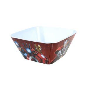 Bowl-Quadrado-Em-Melamina-Avengers-800-ml