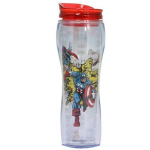 Copo-Alto-Com-Canudo-Marvel-Comics-400-Ml