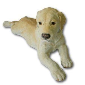 Cachorro-Labrador-em-Resina