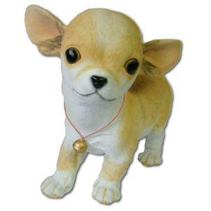 Cachorro-Chihuahua-em-Resina