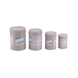 Conjunto-De-4-Latas-Para-Mantimentos-Em-Metal-Esmaltado-Rosa