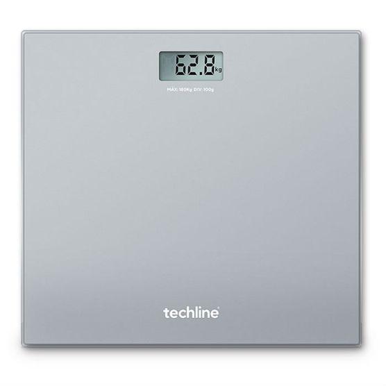 Balana-Digital-de-Vidro-Tec-Silver-180-kg-Techline