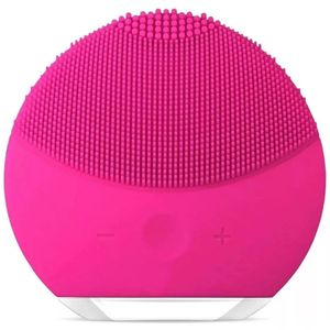 Massageador-Escova-Limpeza-Facial-Recarregavel-Mini-Luna-USB-Forclean-a-Prova-dagua