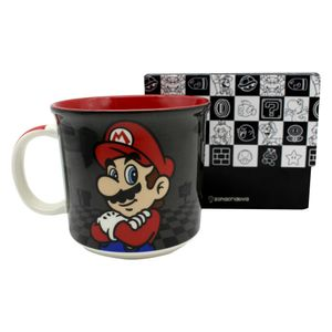 Caneca-Super-Mario-Kart-Black-350-Ml