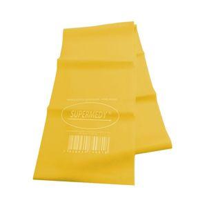 Faixa-Elastica-Superband-Amarela-suave-120-x-15-cm-Supermedy