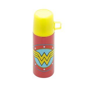 Garrafa-Termica-Em-Inox-com-Tampa-Mulher-Maravilha-Logo-Vermelho-350-Ml_C